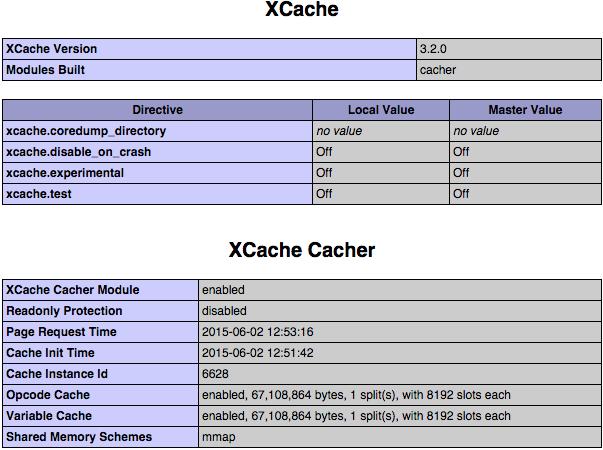 xcache-php